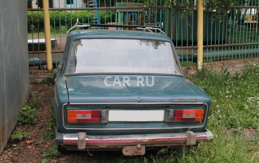 Lada 2106, Азнакаево
