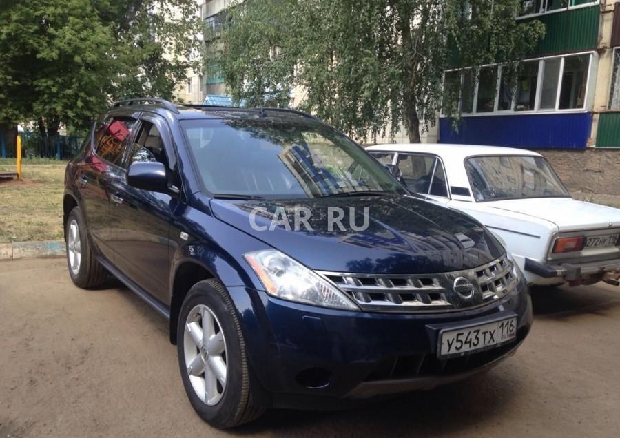 Nissan Murano, Альметьевск