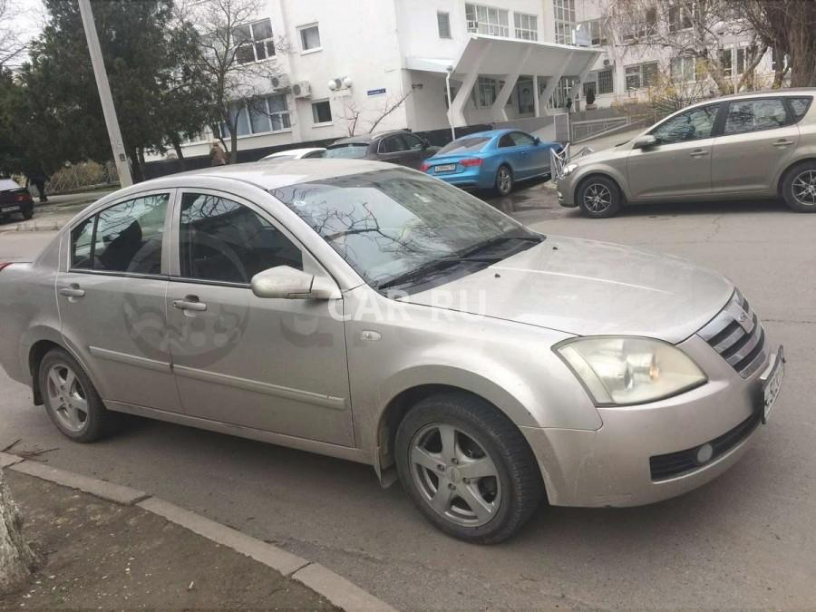 Chery A21, Анапа