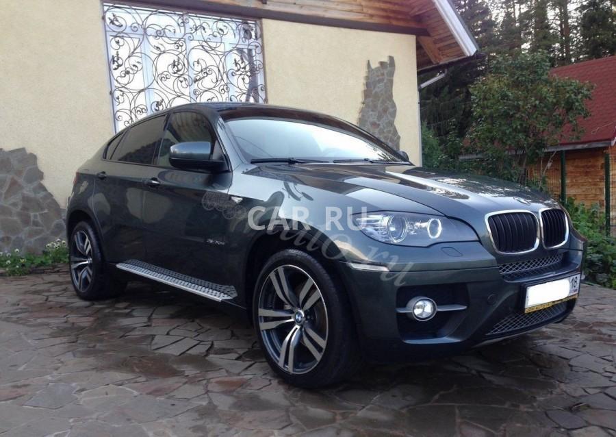 BMW X6, Астрахань