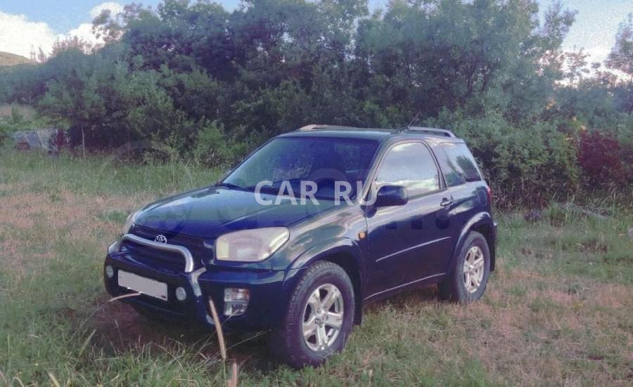 Toyota RAV4, Алушта