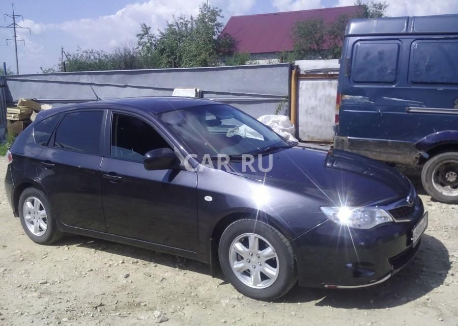 Subaru Impreza, Арзамас