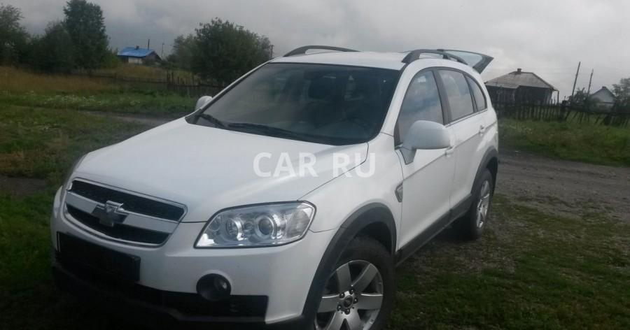 Chevrolet Captiva, Анжеро-Судженск