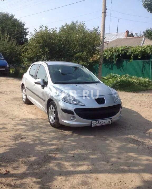 Peugeot 207, Армавир