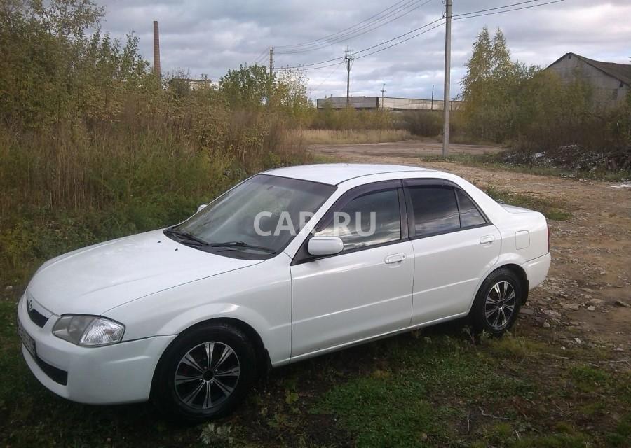 Mazda Familia, Арзамас
