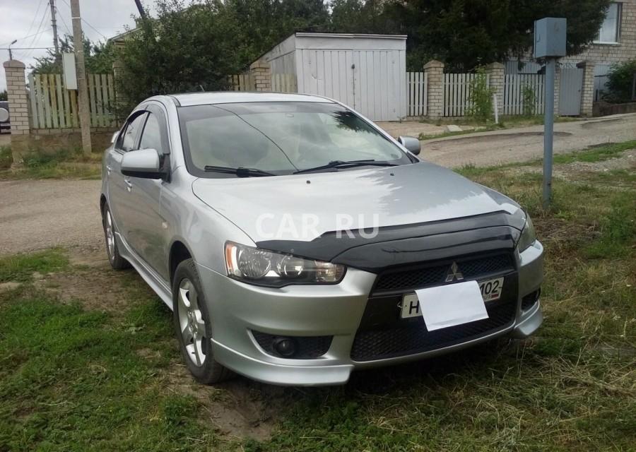 Mitsubishi Lancer, Бавлы