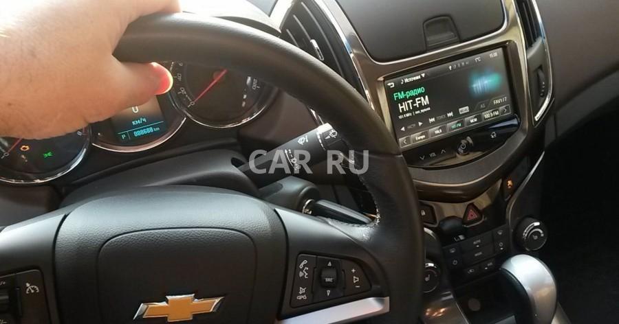 Chevrolet Cruze, Ангарск