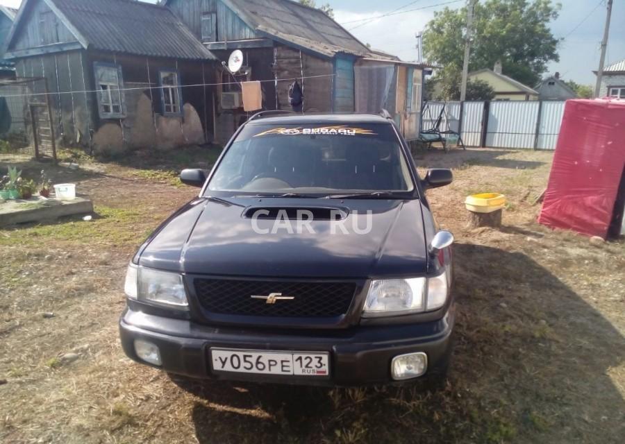 Subaru Forester, Белая Глина