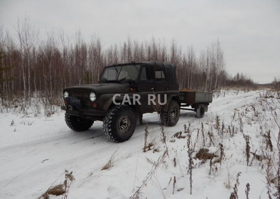 Уаз 31512, Байкалово