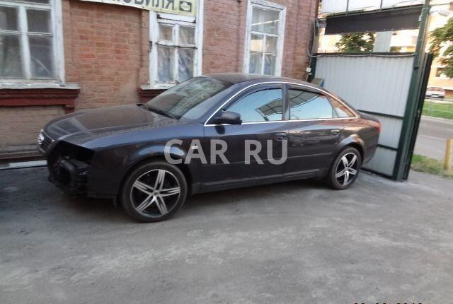 Audi Allroad, Афипский