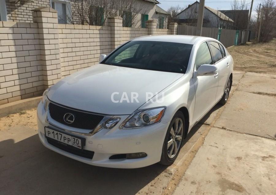 Lexus GS, Астрахань