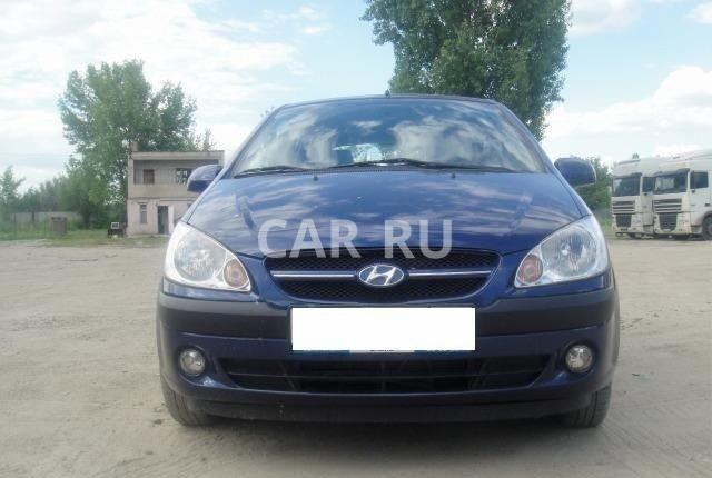 Hyundai Getz, Баргузин