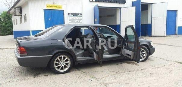 Mercedes S-Class, Астрахань