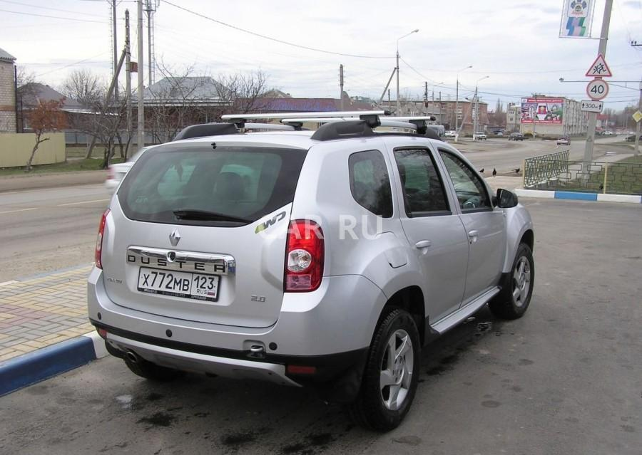 Renault Duster, Армавир