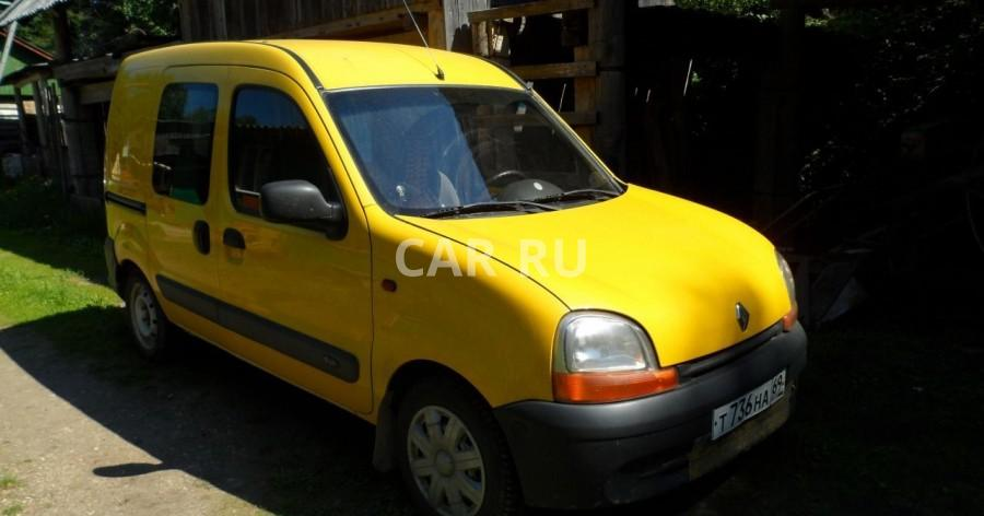 Renault Kangoo, Бежецк