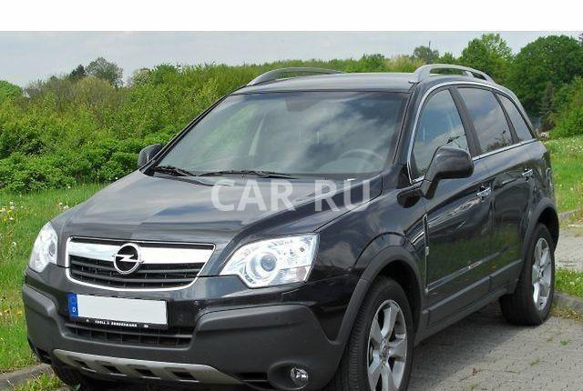 Opel Antara, Алексеевская