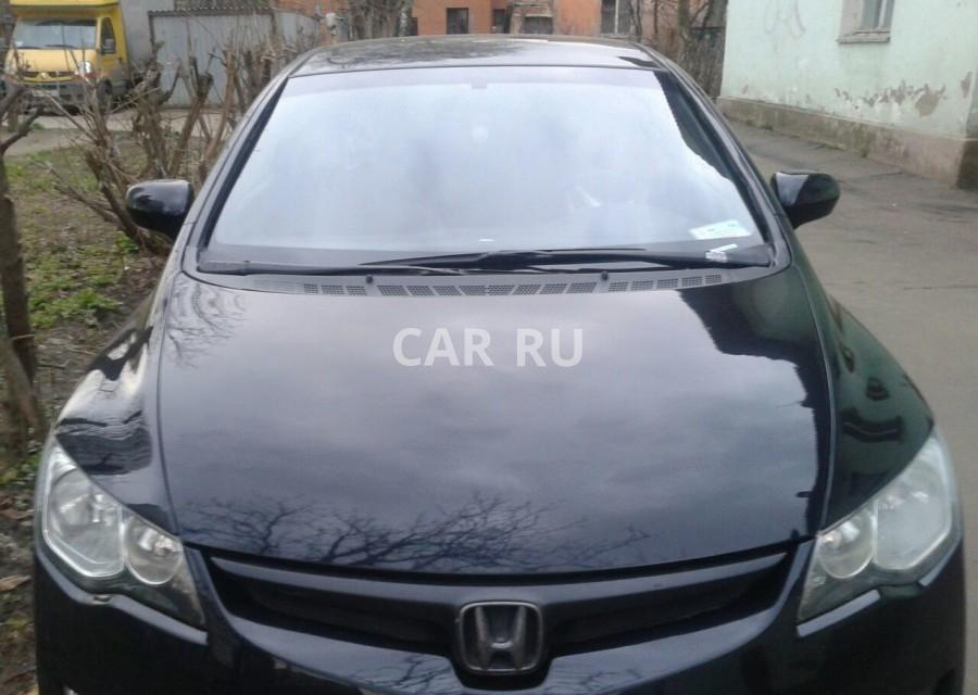 Honda Civic, Балашиха
