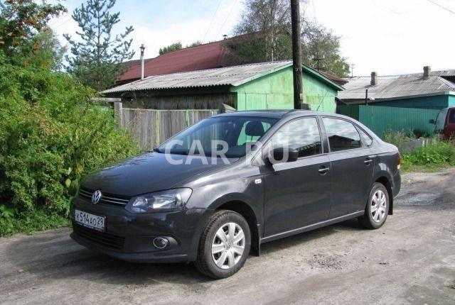 Volkswagen Polo, Архангельск