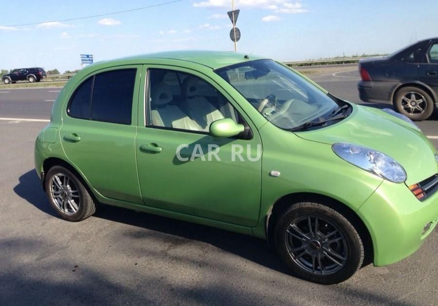 Nissan Micra, Батайск