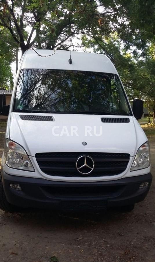 Mercedes Sprinter, Армавир