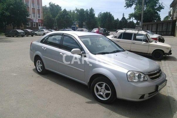Chevrolet Lacetti, Балашов