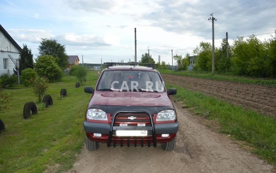 Chevrolet Niva, Бабынино