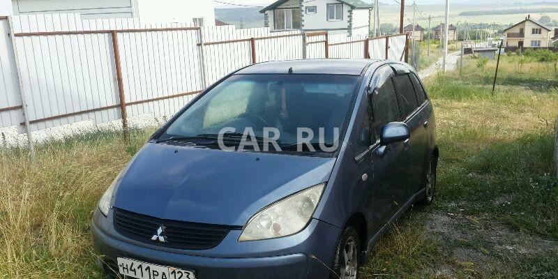 Mitsubishi Colt, Астрахань