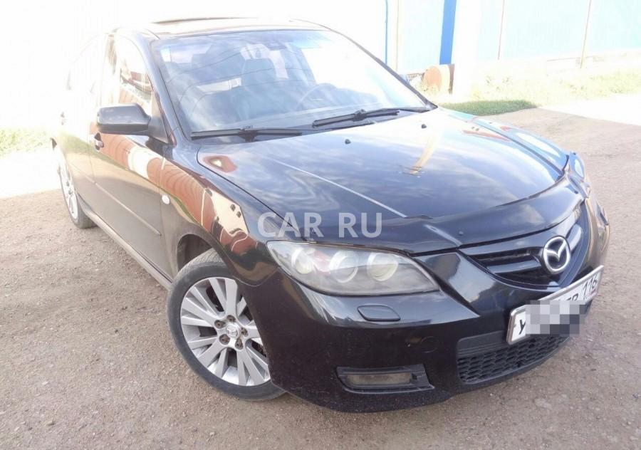 Mazda 3, Альметьевск