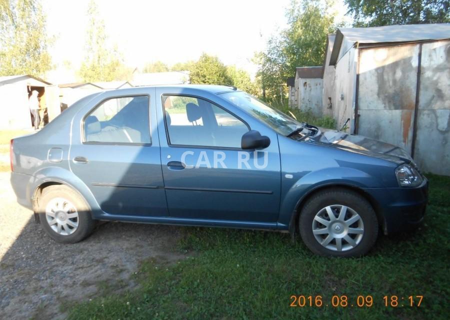 Renault Logan, Арсеньево