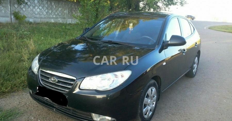 Hyundai Elantra, Алексеевское