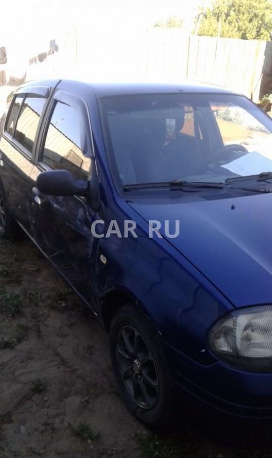 Renault Clio, Астрахань