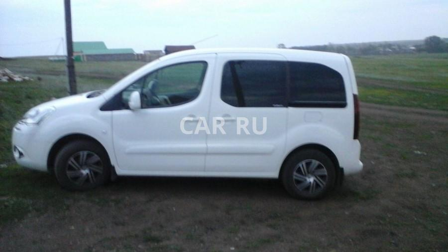 Citroen Berlingo, Аскарово