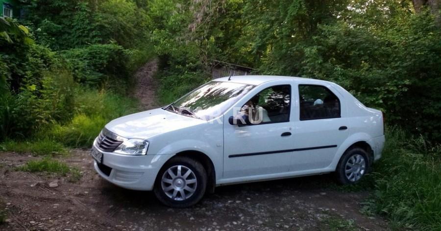 Renault Logan, Апшеронск