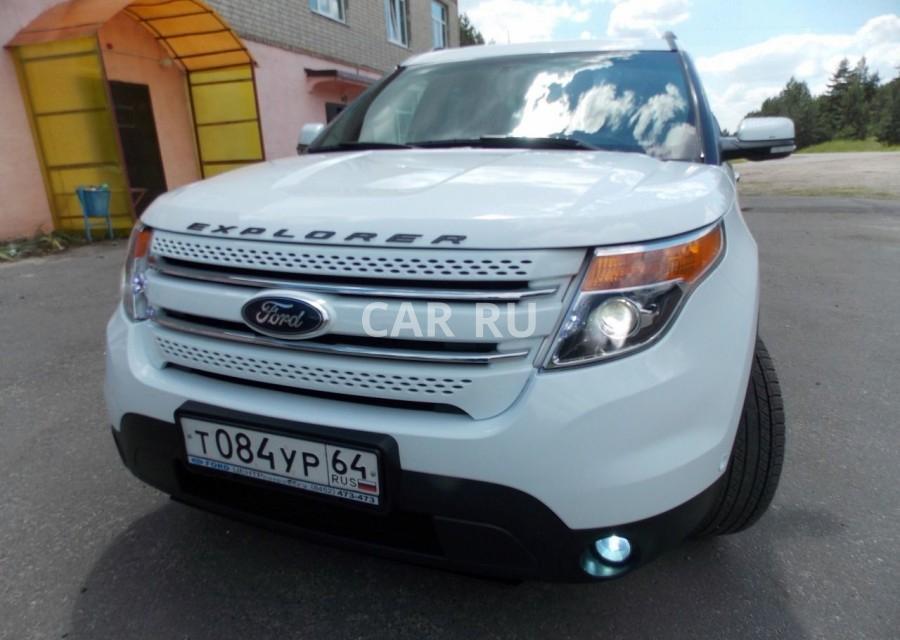 Ford Explorer, Балашов
