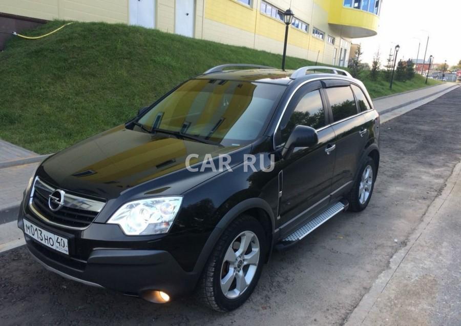 Opel Antara, Балабаново