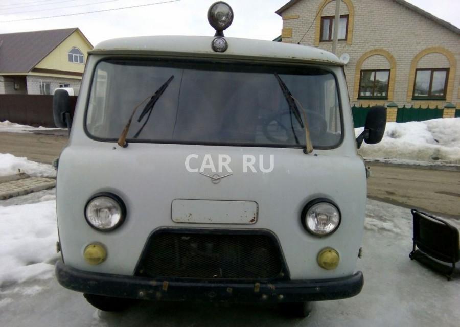 Уаз 390995, Алексеевское