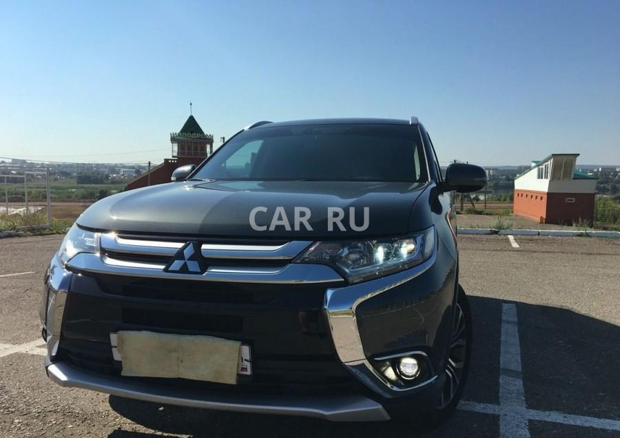 Mitsubishi Outlander, Альметьевск