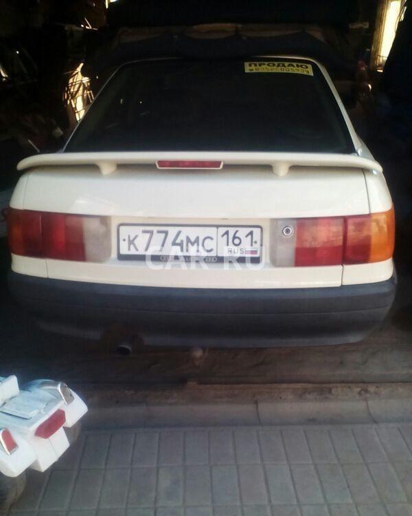 Audi 80, Багаевская