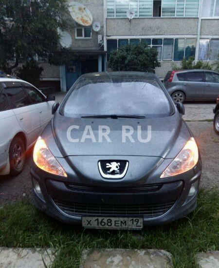 Peugeot 308, Абакан