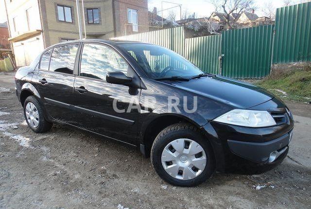 Renault Megane, Батайск