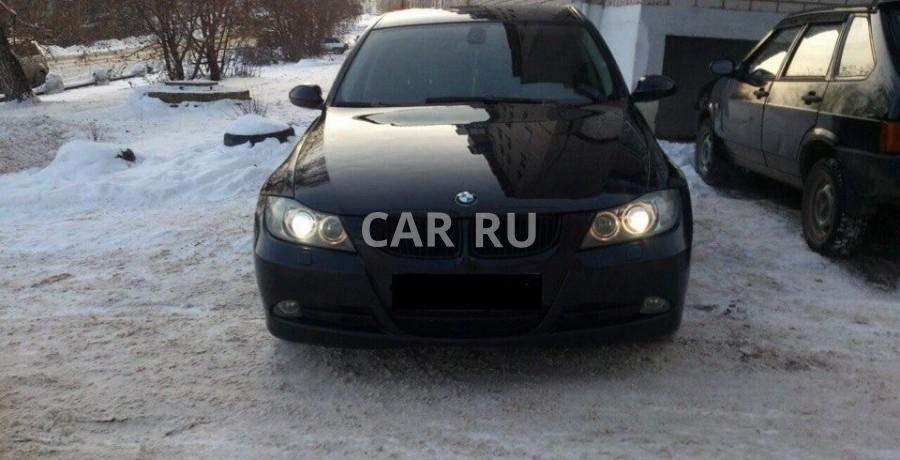 BMW 3-series, Бавлы