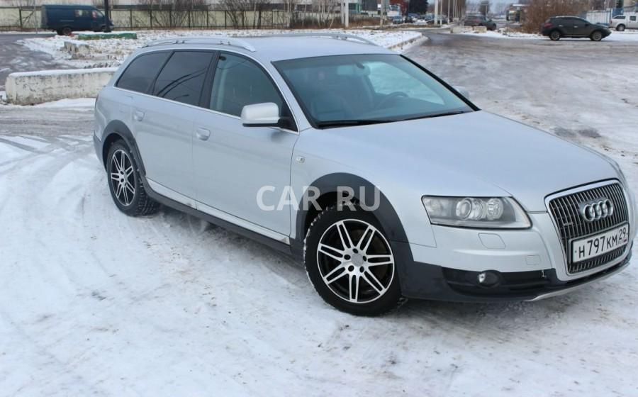 Audi Allroad, Архангельск