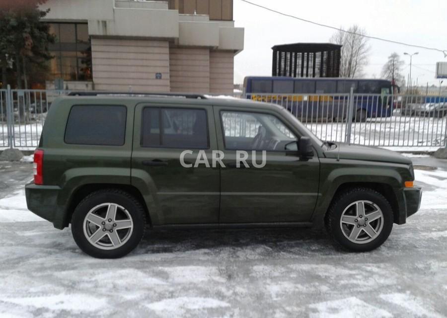 Jeep Patriot, Алакуртти