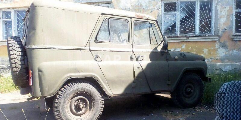 Уаз 469, Аркадак