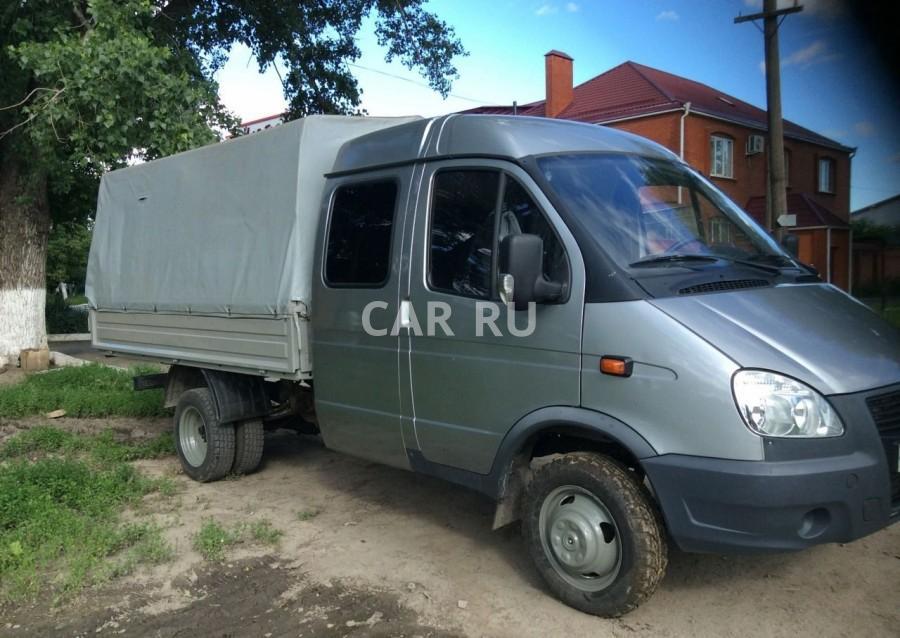 Газ 33023, Армавир