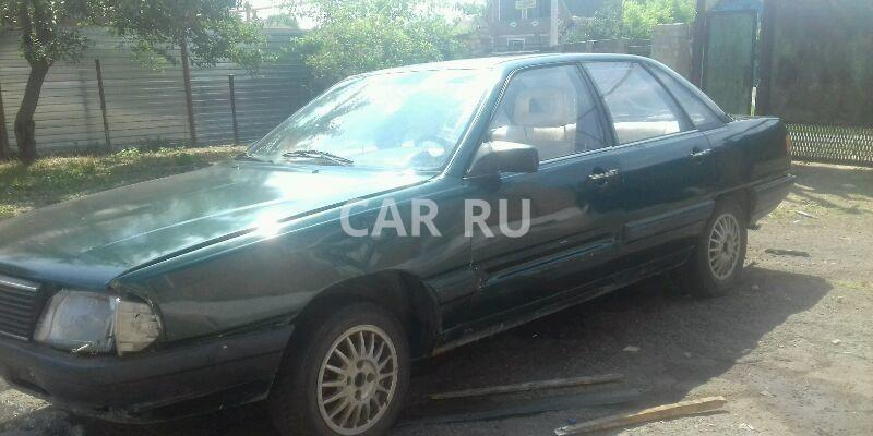 Audi 100, Азов