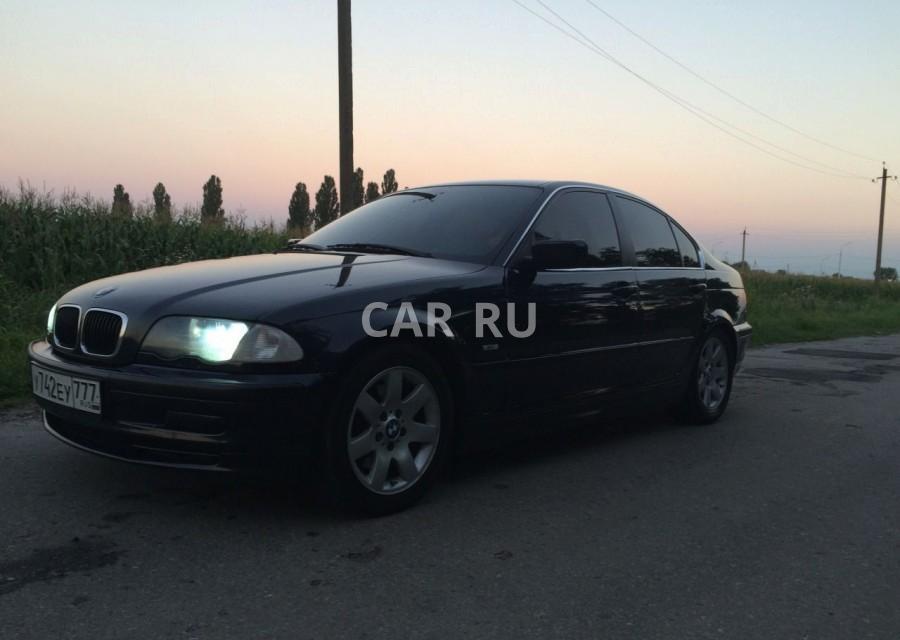 BMW 3-series, Баксан