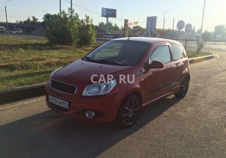 Chevrolet Aveo, Азов