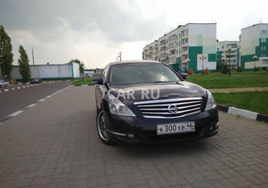 Nissan Teana, Белгород