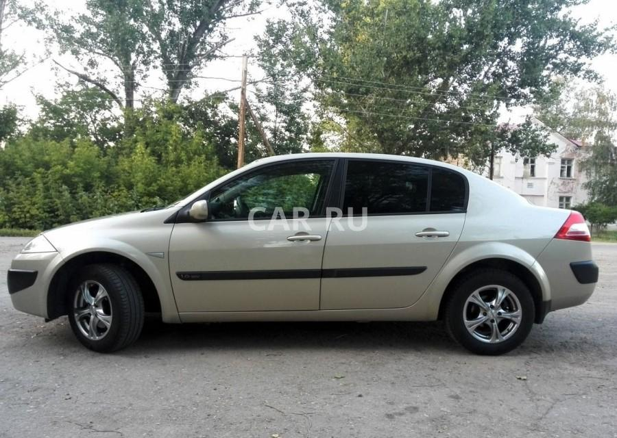 Renault Megane, Балаково